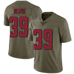 Nike C.J. Reavis Atlanta Falcons Limited Green 2017 Salute to Service Jersey - Youth
